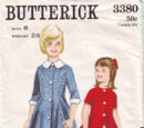 Butterick 3380 A