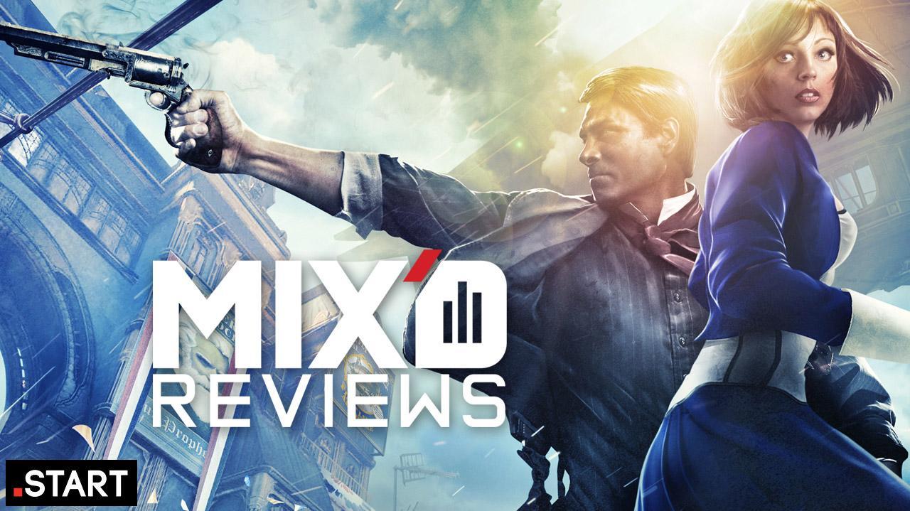 BioShock Infinite, Walking Dead Mix'd Reviews (FULL EPISODE)