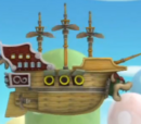 Levels in Super Mario 3D Land