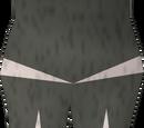 Calças Esqueléticas