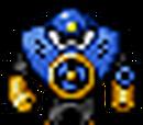 Mega Man's Soccer sprites