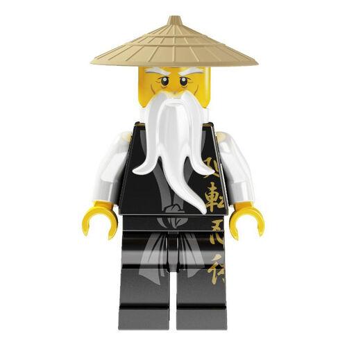 2255 sensei wu wiki lego - Sensei ninjago ...