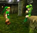 Canciones de The Legend of Zelda: Ocarina of Time