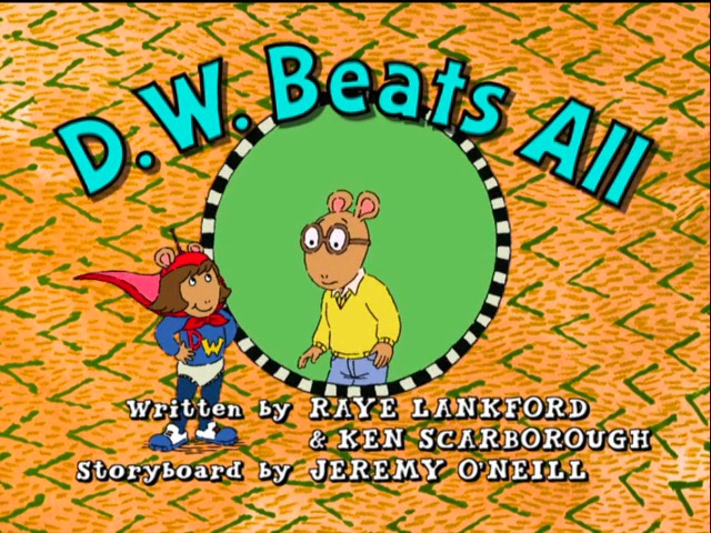 Arthur dw beats all