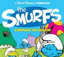 Smurfs: Complete Fifth Season (Region 2 DVD)