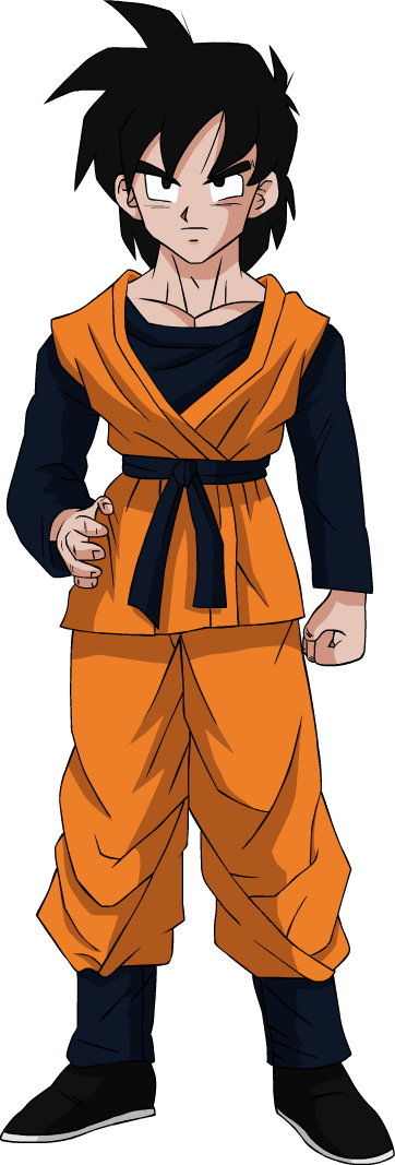 Goten DBGT TransformationFuture Goten