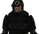 Agency Heavy Trooper outfit