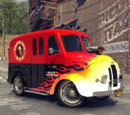 Camión de leche Tuning (Mafia II)