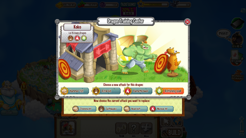 how to get angry dragon in dragon city by breeding
