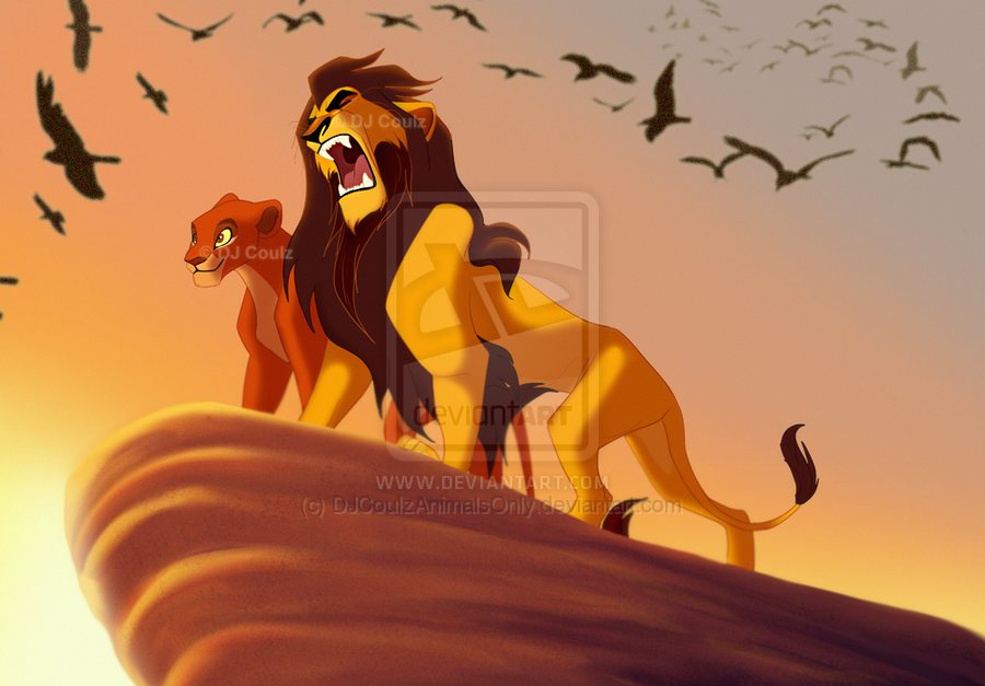 monomyth lion king