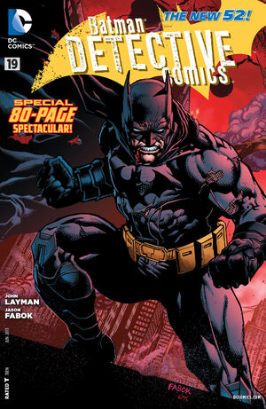 [DC Comics] Batman: discusión general 300px-Detective_Comics_Vol_2_19