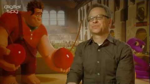 'Wreck-It Ralph' director Rich Moore wants Nintendo's Mario for sequel