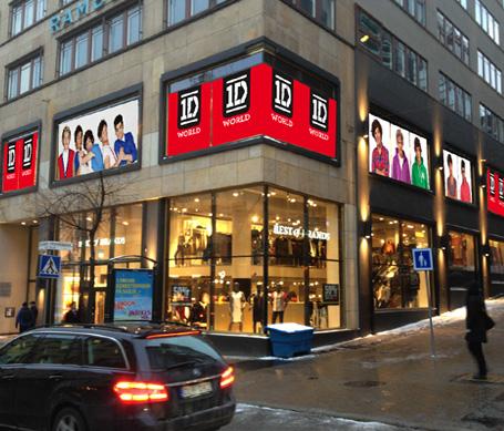 Store stockholm for Av diagonal 434