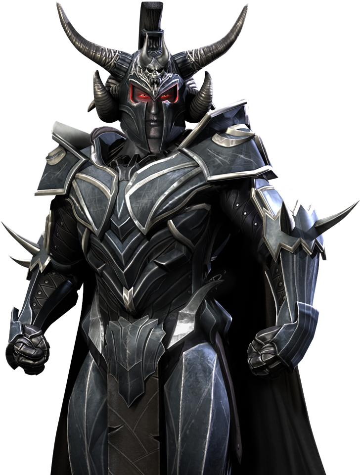 Ares as he appears in Injustice: Gods Among Us.