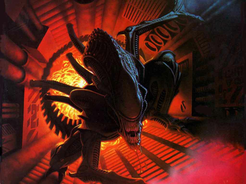 xenomorph vs necromorph - photo #32