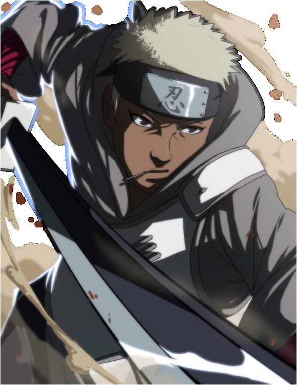 Naruto Omoi