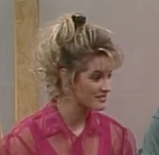 Ginger Baldwin - Saved By The Bell Wiki