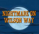 Koszmar na Wilson Way