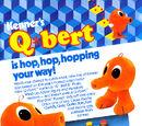 Q*bert Toys