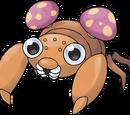 Crab Pokemon