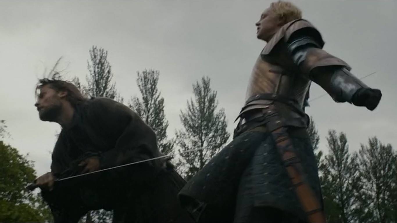 Brienne beats down Jai...