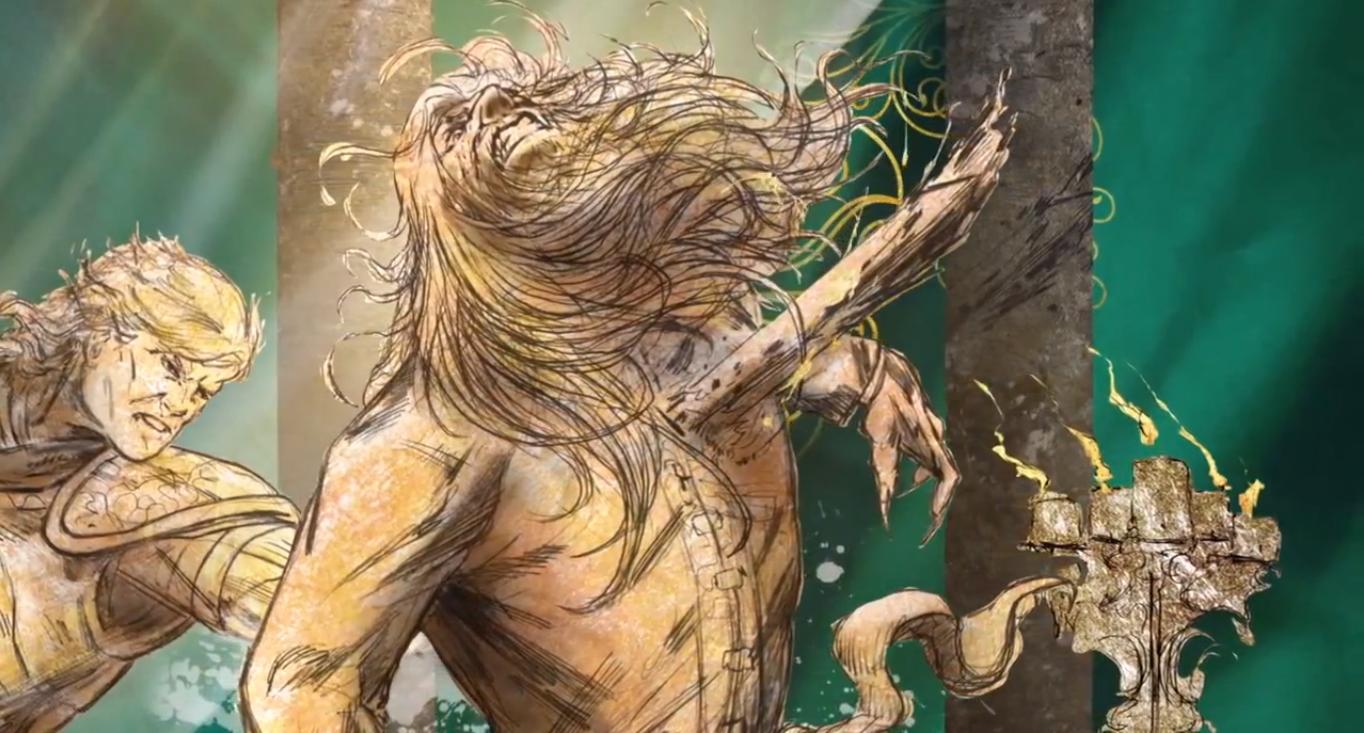 Fan-art №2 - Страница 3 Kingslayer