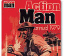 Action Man Annual Vol 1 1