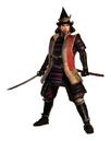 Mitsuhide Akechi Render (SP - NATS).png