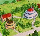 Chichi's house