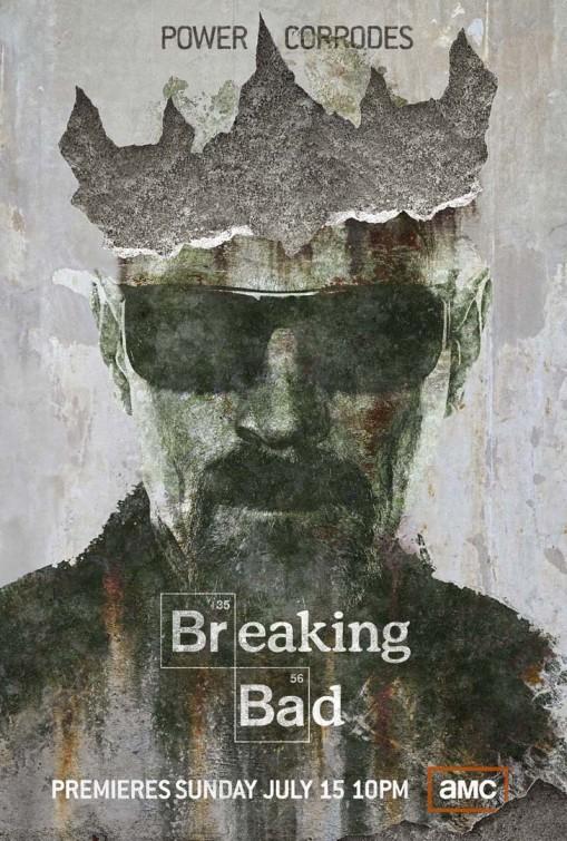 მძიმე დანაშაული - სეზონი 5 / Breaking Bad - Season 5