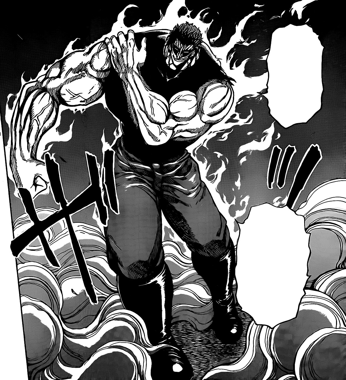 Toriko Meat: Zebra Enters The Fight At CF.jpg