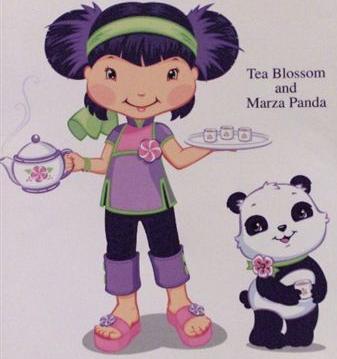 Almond Tea - Strawberry Shortcake Wiki