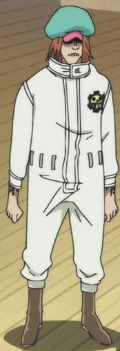 Shachi The One Piece Wiki Manga Anime Pirates