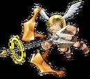 Imágenes de personajes de Kid Icarus Uprising