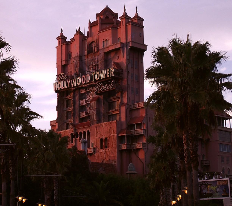 The Twilight Zone Tower of Terror - Disney Wiki