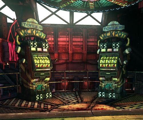Игровые автоматы Торрга