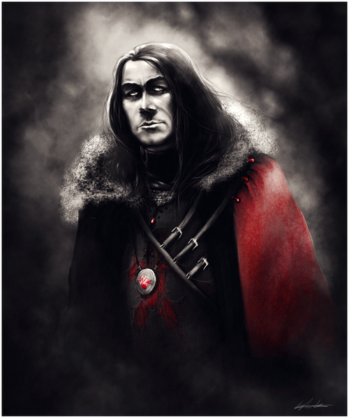 Ramsay Snow | Our Blades Are Sharp | Pinterest | Game of ...  |Ramsay Snow Art