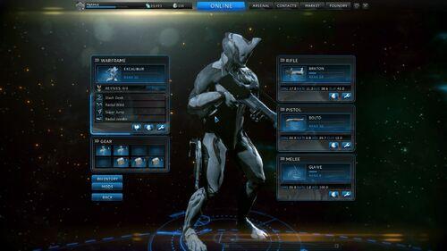 Excalibur Umbra - DPS - TennoBattle - Warframe builds and ...