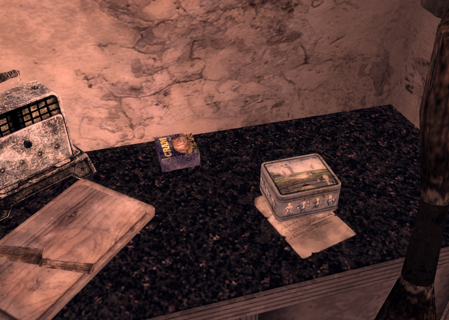 DM_stained_page Fallout New Vegas Electric Box Fuse on
