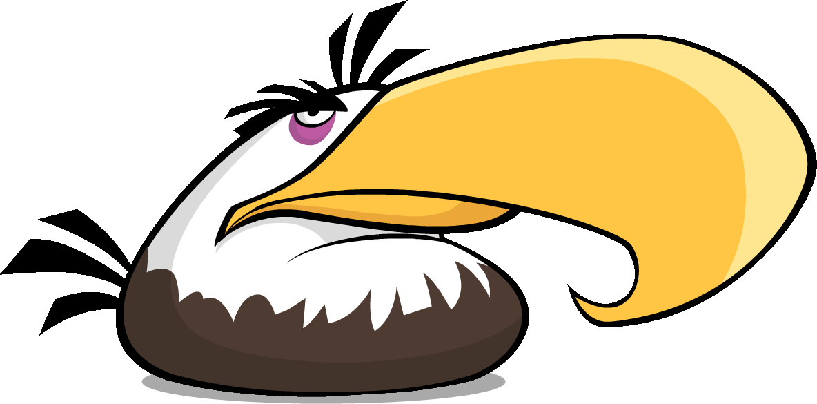 Angry Bird Mighty Eagle