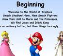 Super Smash Bros. New Story