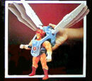 LJN Toyline: Red Lion-O