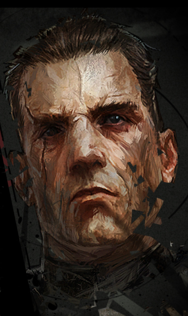 O General dos Corvos - Rumores de Guerra Daud_the_Knife_of_Dunwall_menu