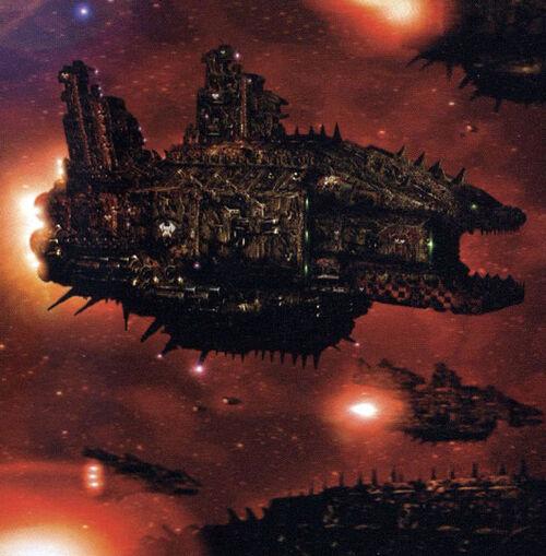 [GALERIE] Artworks - Page 8 500px-Ork_Kill_Cruiser_Fleet