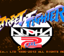 Street Fighter Alpha 2 Special