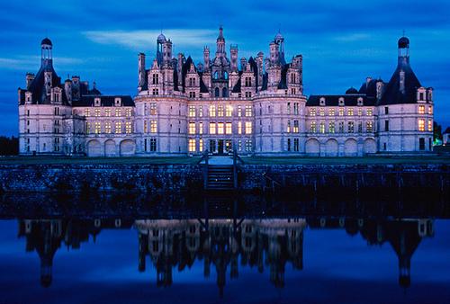 Archivo 8 castillos medievales de europa castillo anime revenge wiki - Castillo de chambord ...