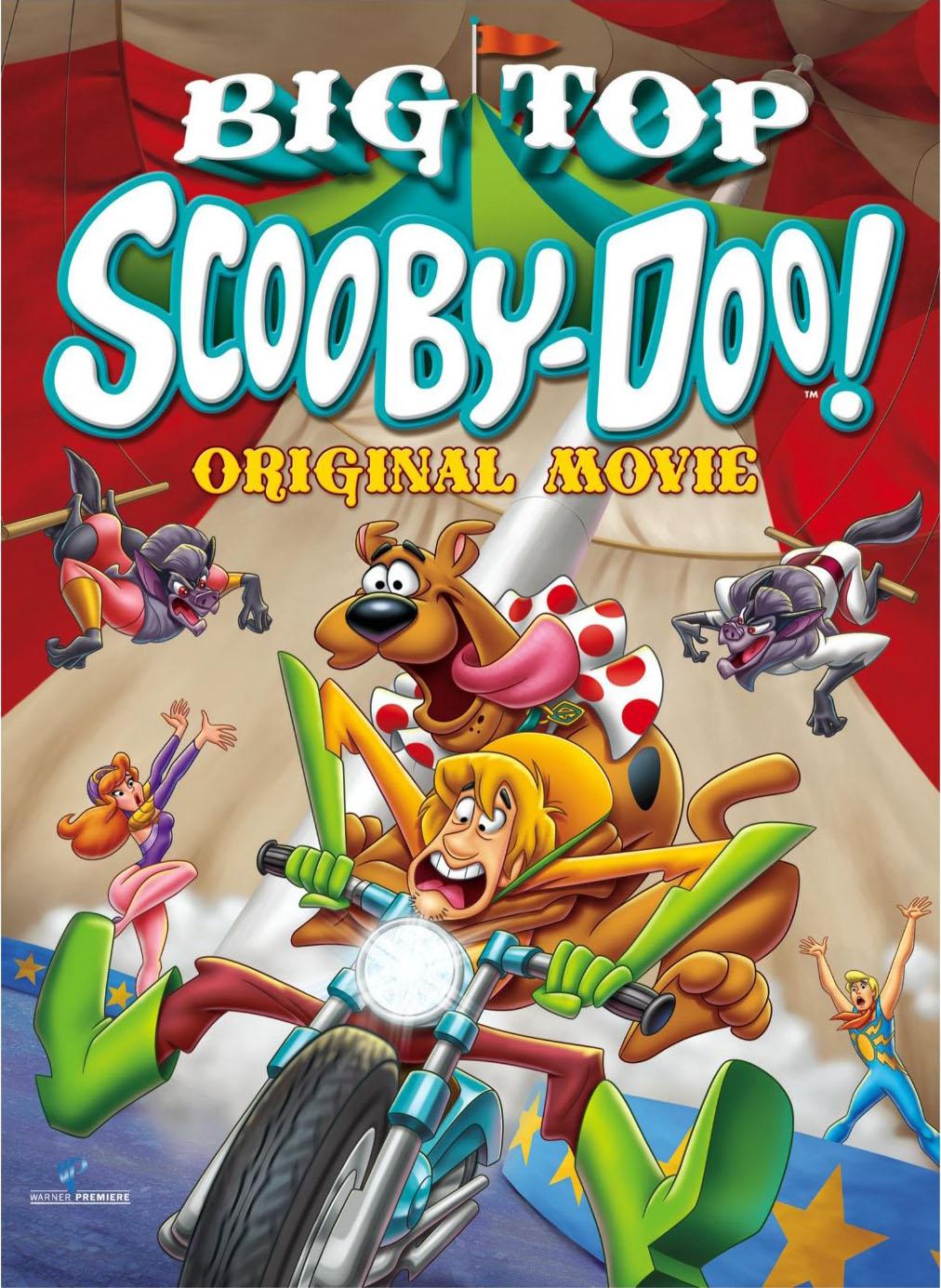 Big top scooby doo scoobypedia wikia - Scoobidou film ...
