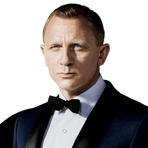 James Bond (Daniel Craig) - Profile