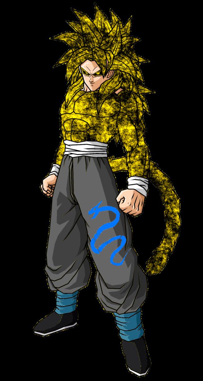 Goten Ssj6 Goden - Dragon Ball Fa...