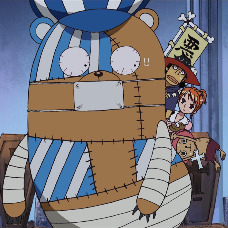 Kumashi The One Piece Wiki Manga Anime Pirates